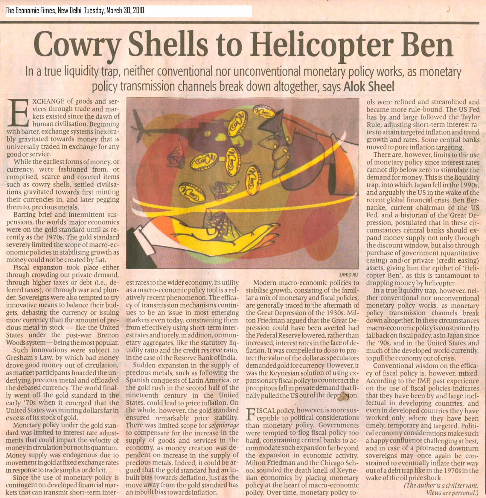 shell economist essay Shell nigeria essays in the 70's the shagari government tried to use oil income to fund an ambitious economic development shell in nigeria.